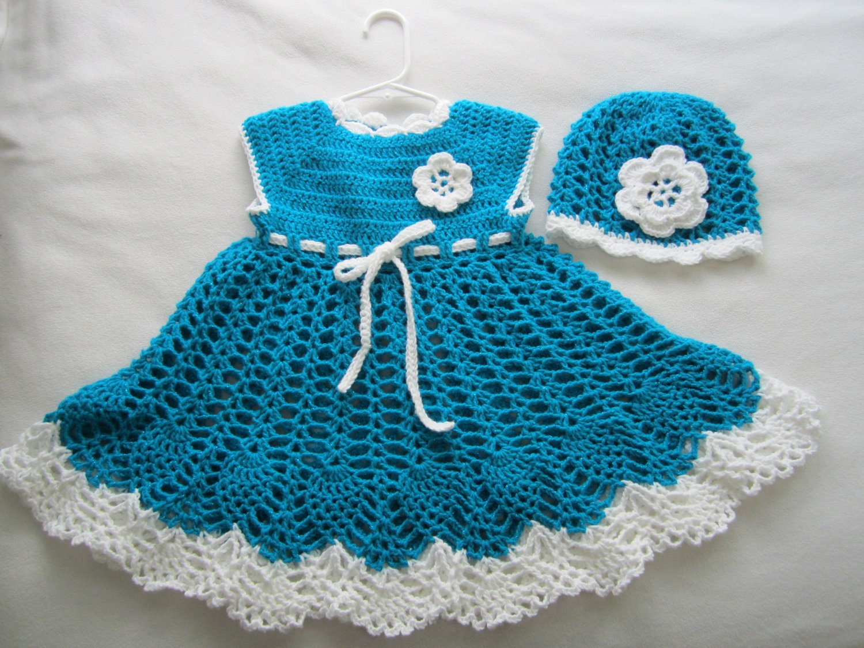 Фото вязанные платья крючком для девочек