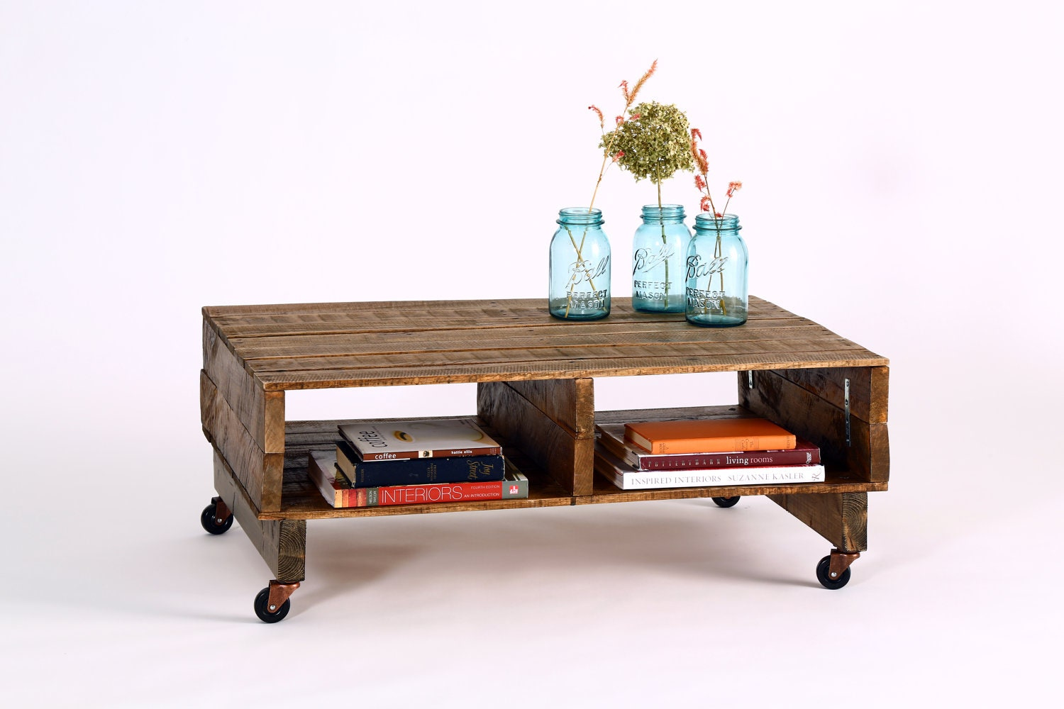 Items Similar To Pallet Coffee Table Sale On Etsy