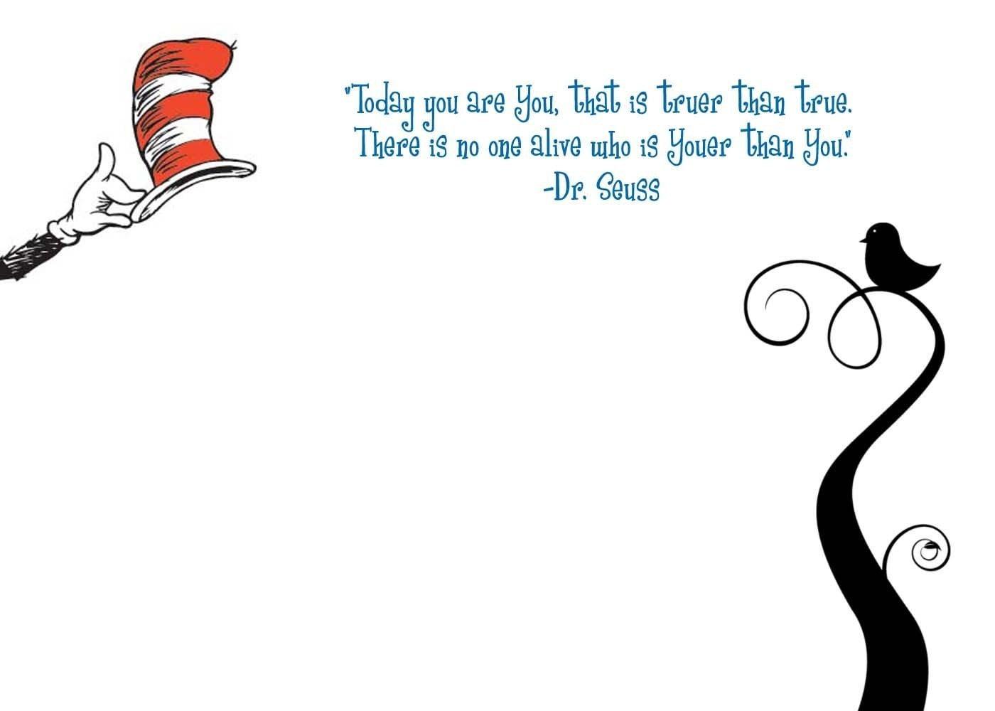 Dr Seuss Quotes About Friends