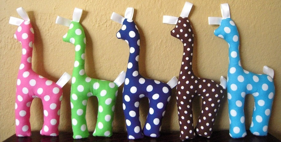 Giraffe Rattle - Sam