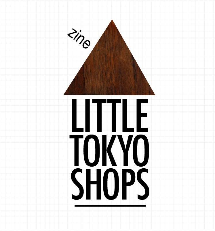 Little Tokyo Shops Zine