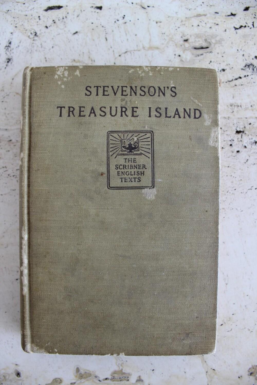 treasure island book report project