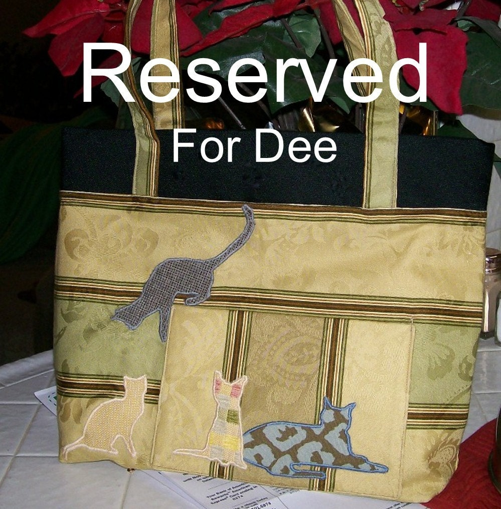 Custom Order for Dee
