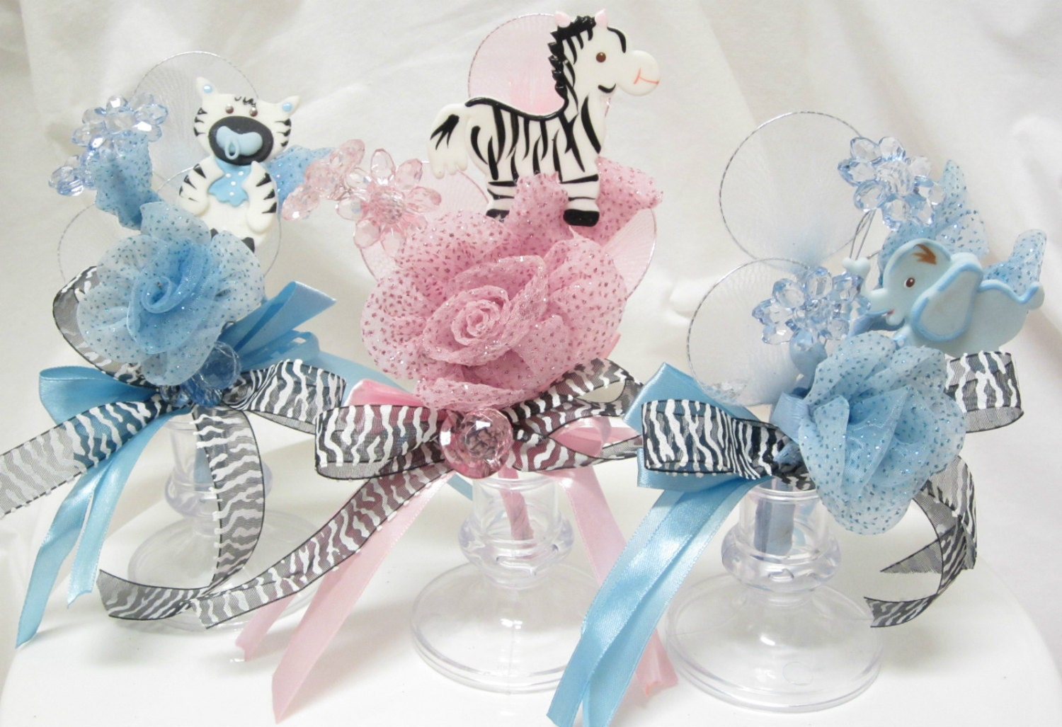 boy girl safari baby shower corsage mom to be by onlinebabyshower
