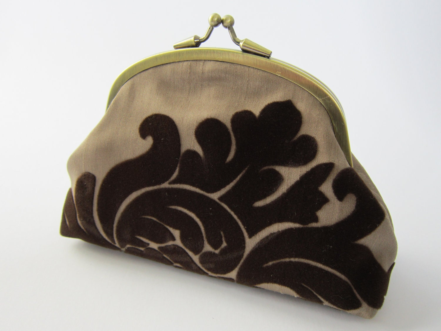 Velvet & Silk Purse/Wallet