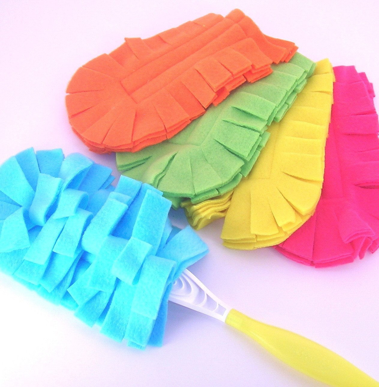 Swiffer Fleece Washable Hand Duster Refill, Set of 2, You Pick the Color