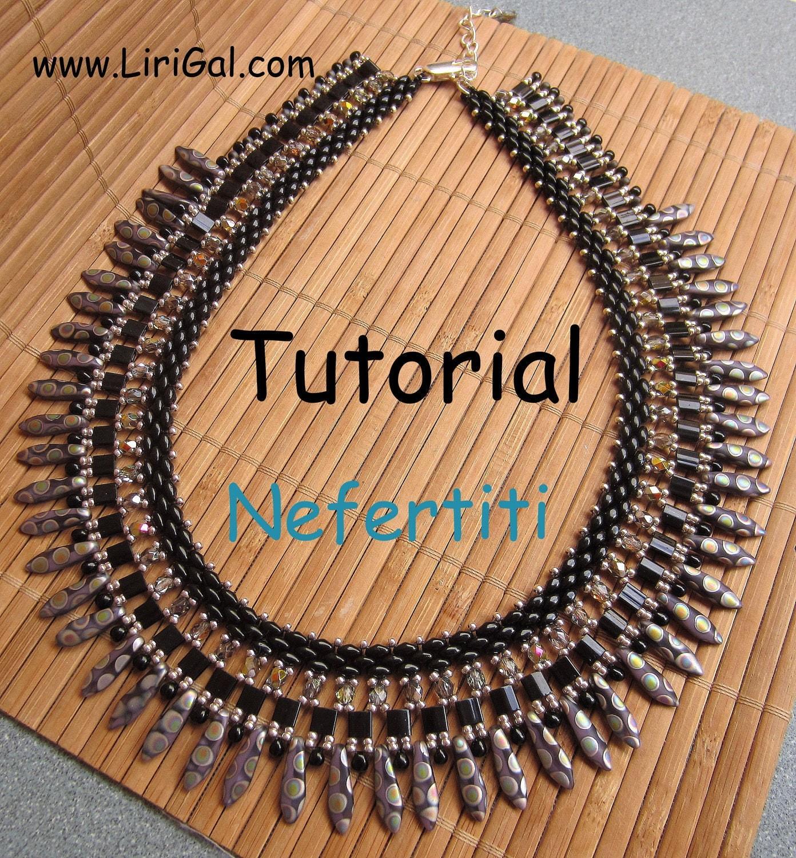 Tutorial Nefertiti