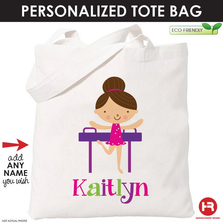 Personalized Tote Bags Girls
