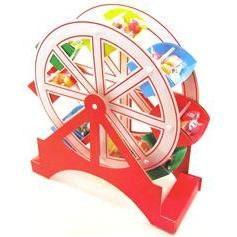 Cup Cake Stand Big Wheel