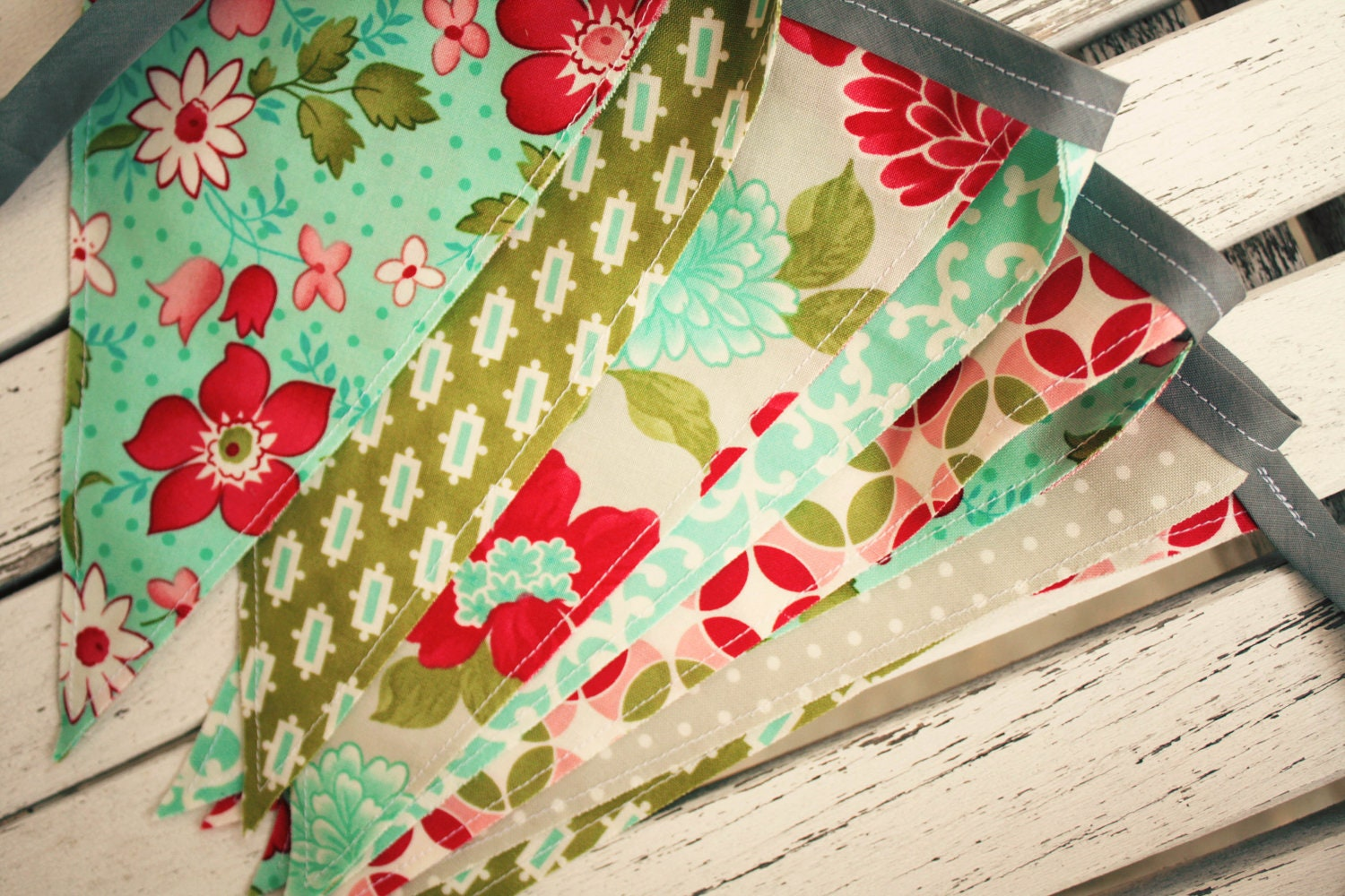 Popular items for modern bunting on Etsy