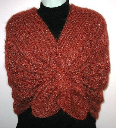 CROCHET FREE KNIT PATTERN SHRUG - Crochet Club