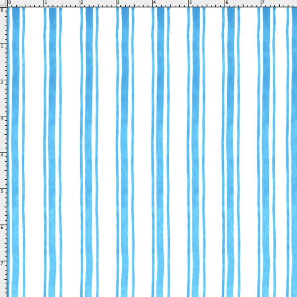 Awning Fabric By The Yard : Items similar to awning stripe turquoise fabric yard by