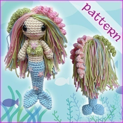 Pattern - Little Mermaid