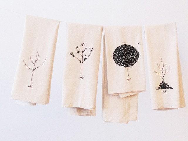 The Four Seasons Towel
