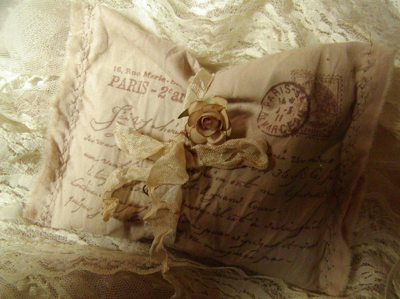 Французская Саше любовное письмо - французский сценарий - (0193SACH)