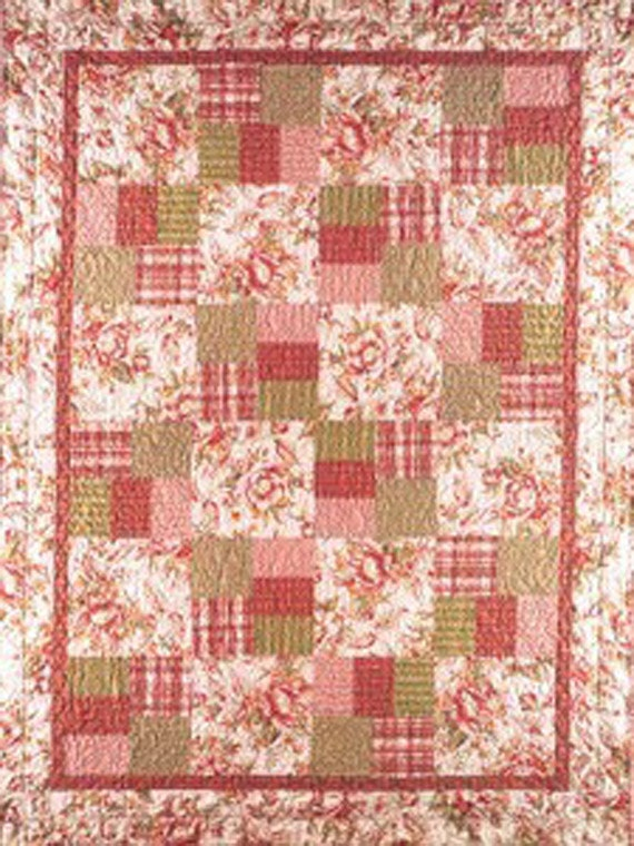 Just Can T Cut It Quilt Pattern Large Scale By