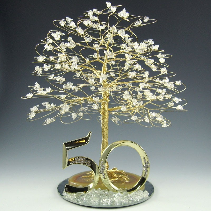 Ideas For 50th Wedding Anniversary Party Centerpieces