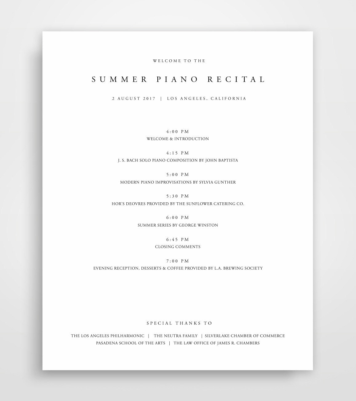 Event program template business templates oukasfo tagsevent program halffold 4 pages office templatessample event program template sample templatesevent program template business templates10 event accmission Choice Image
