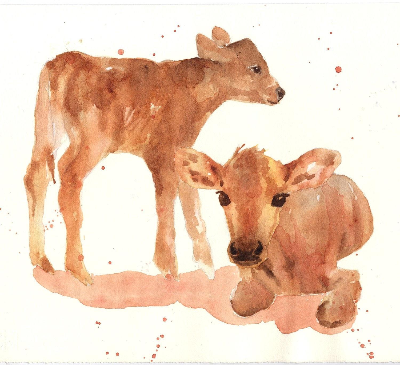 Cute Baby Farm Animals Cute baby animal art,