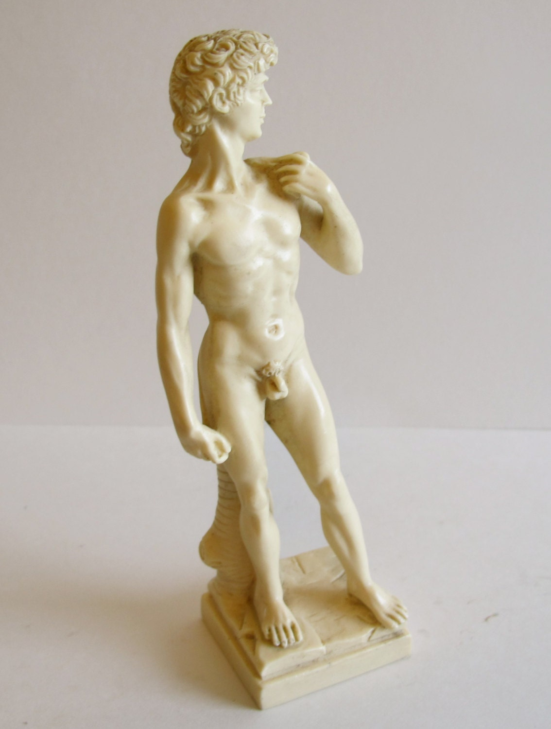 Small Statue Of 39 The David Made In Italy By Thesterlingstar