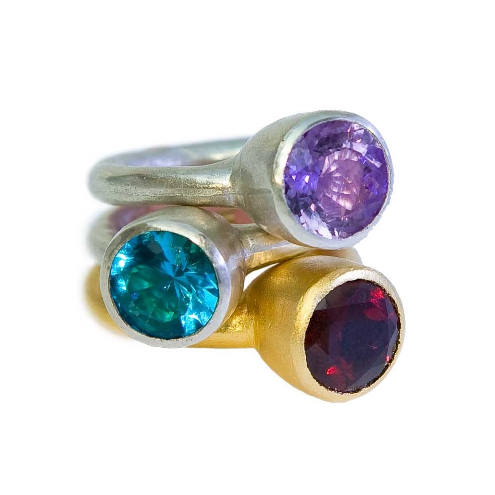 Hard Candy Rings (SIZE 7 -READY TO SHIP)