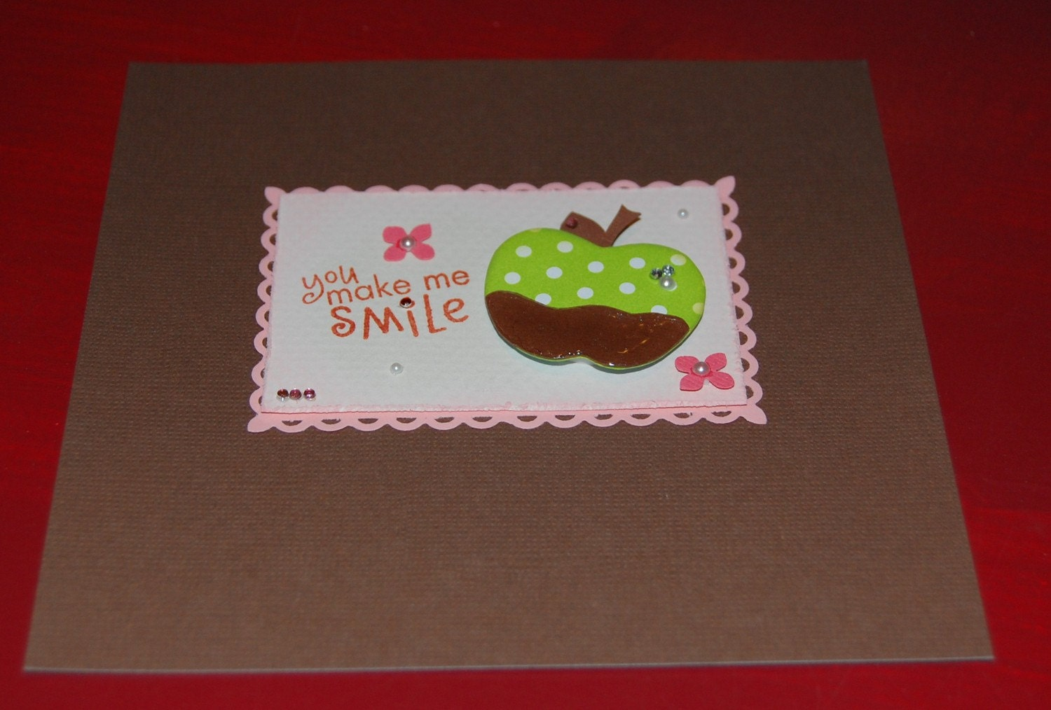 Notecards - Set of Two, Smile