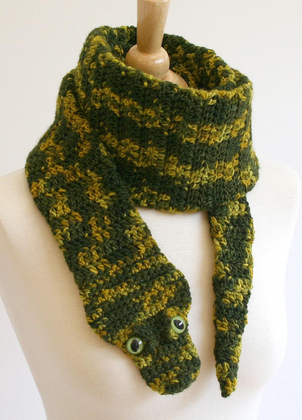 HARRY POTTER SCARF CROCHET PATTERN ? Easy Crochet Patterns