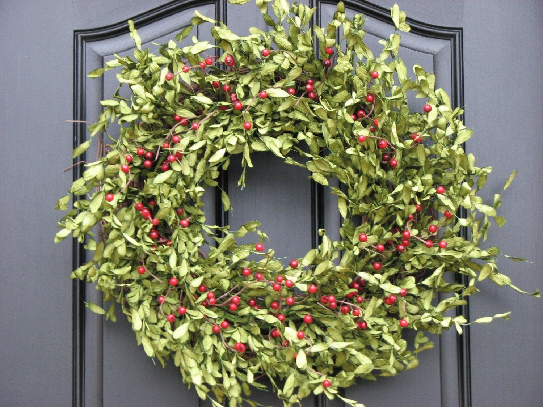 Christmas Boxwood