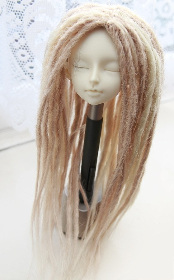 Blonde Dreadlock Wig 113