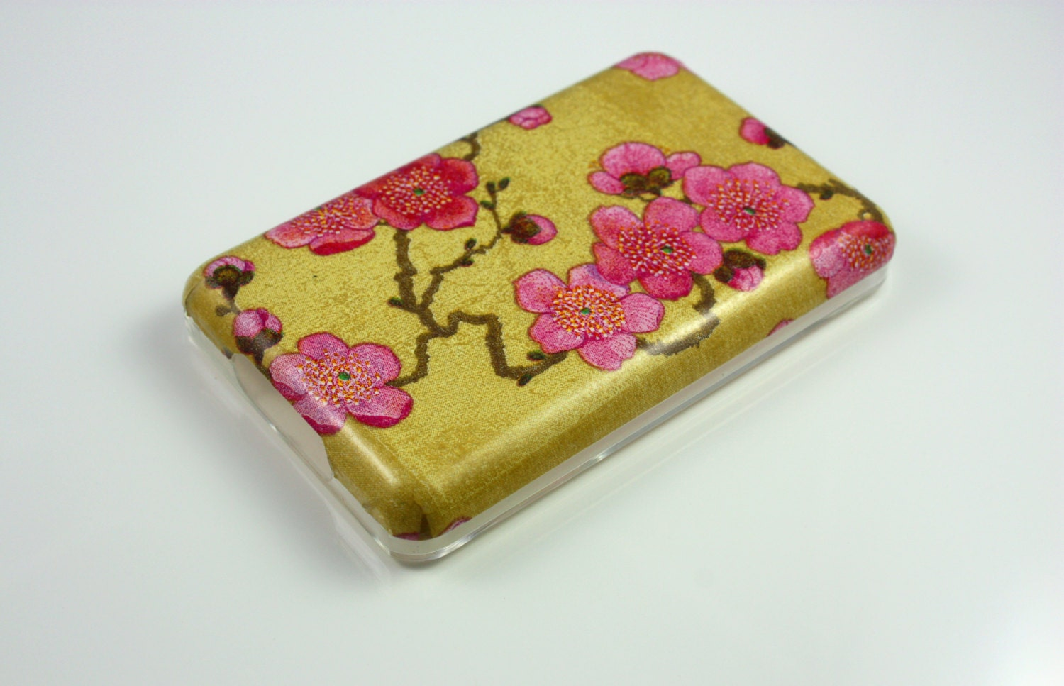 Golden Blossom iPod Classic Hard Cover Shell Case 80120160 GB 6th 7th generationiPod touch 5