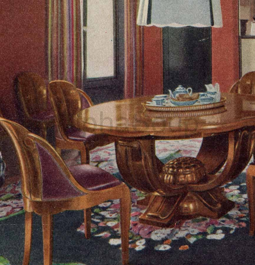 Home decor french interiors 1920 39 s by antiqueprintsandmaps for 1920s decoration