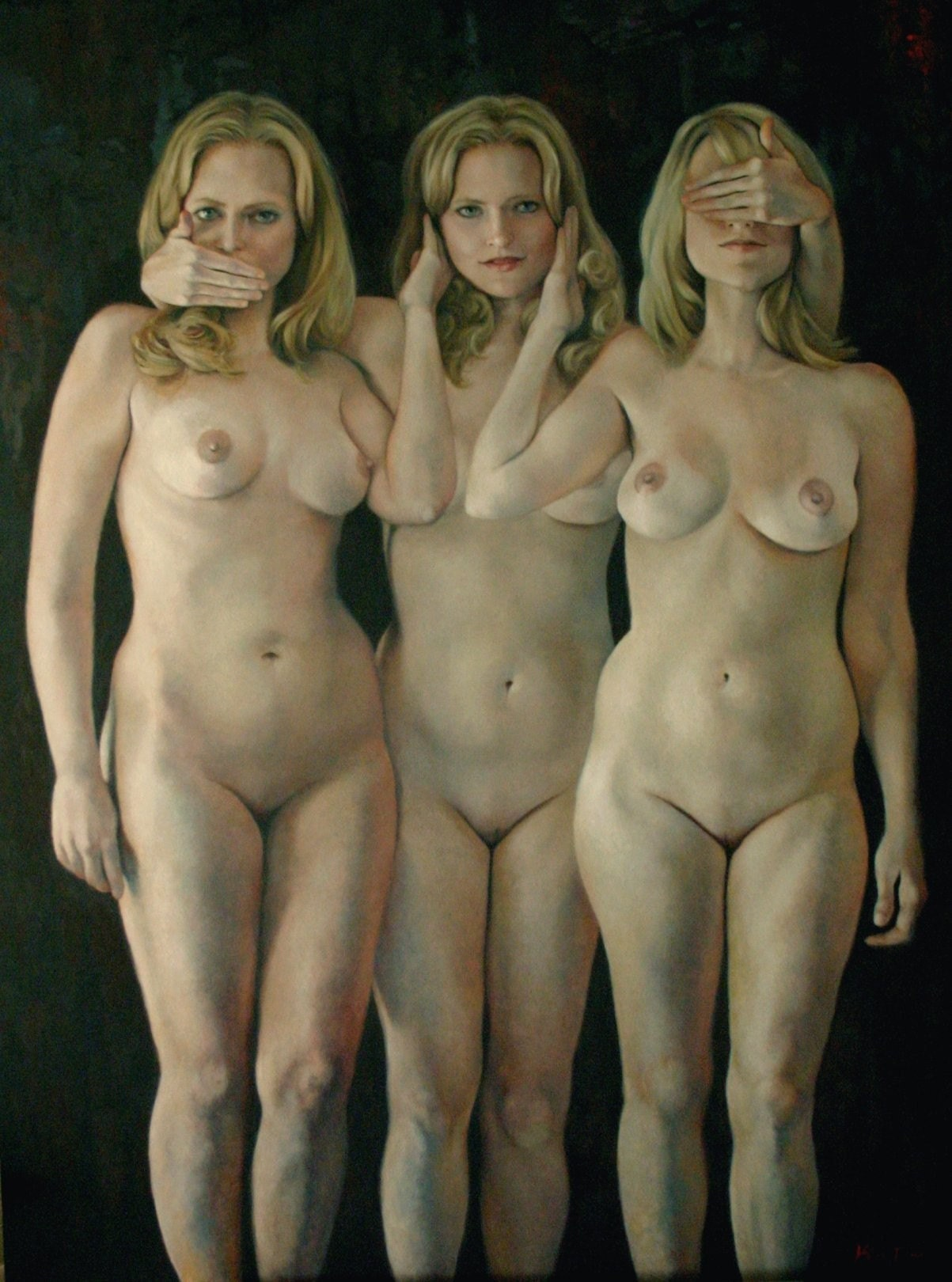 Nude evil art nude movies