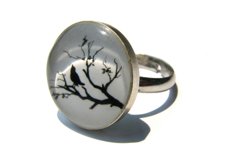 Etsy :: Song Bird Ring from etsy.com