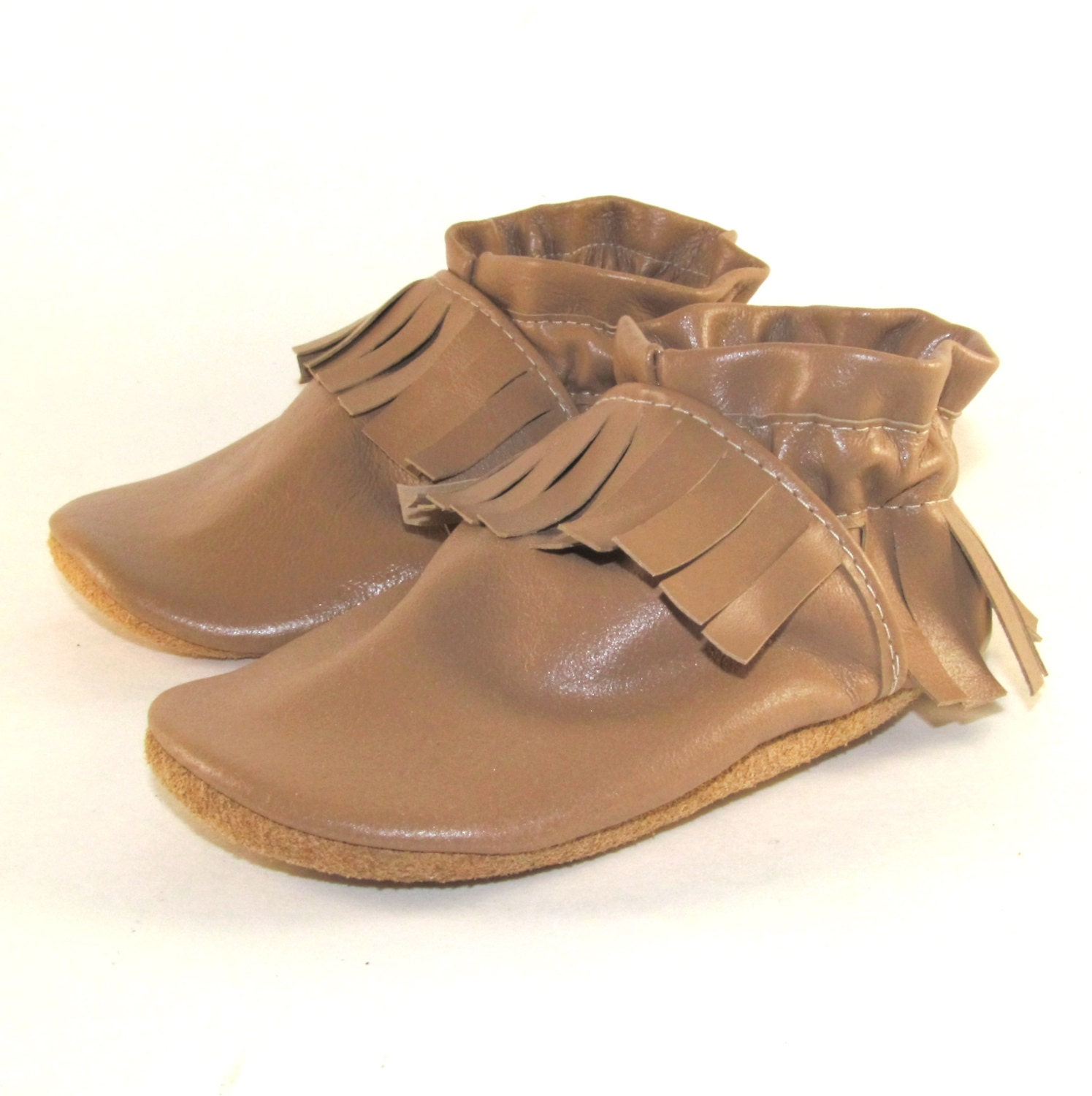 soft leather baby shoes moccasins eco friendly 12 to by
