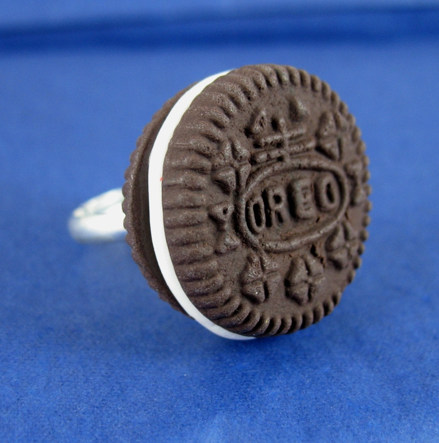 Oreo  Cookie Ring