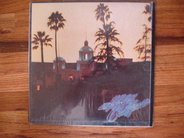 hotel california album. Eagles Hotel California Album