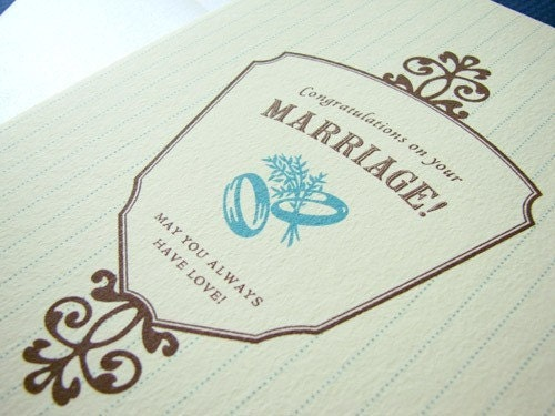 Crest Marriage