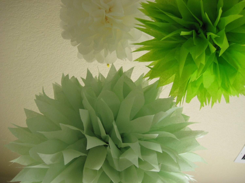 Margarita - 10 Tissue Poms