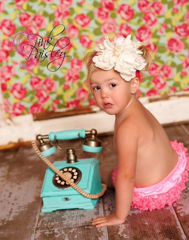 Candy Pink Ruffle Бум Блумер - младенческой, Малыш и малыши Размеры
