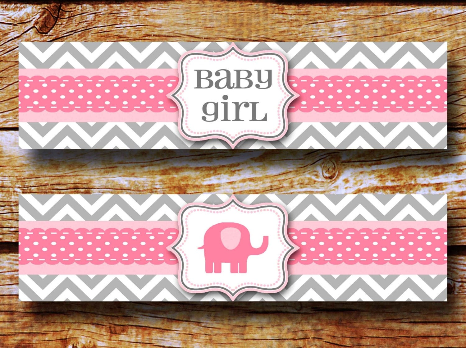 It's just a picture of Adorable Free Printable Water Bottle Labels for Baby Shower