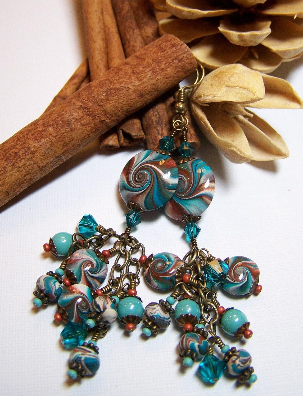 Earrings...Catalina Island