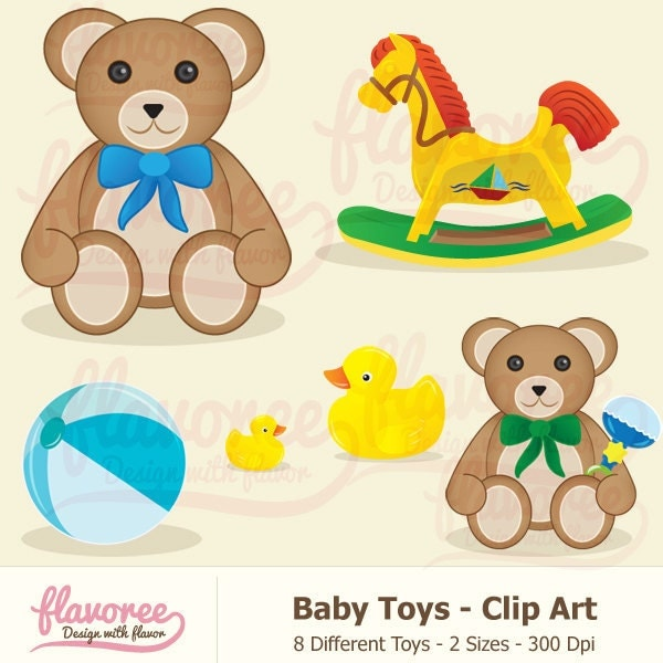 Baby Toys Clip Art : Reserved listing for idototes calendar typewriter by flavoree