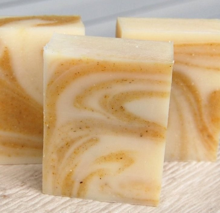 Shea Butter Coconut Milk Handmade Soap by JoviaSoap