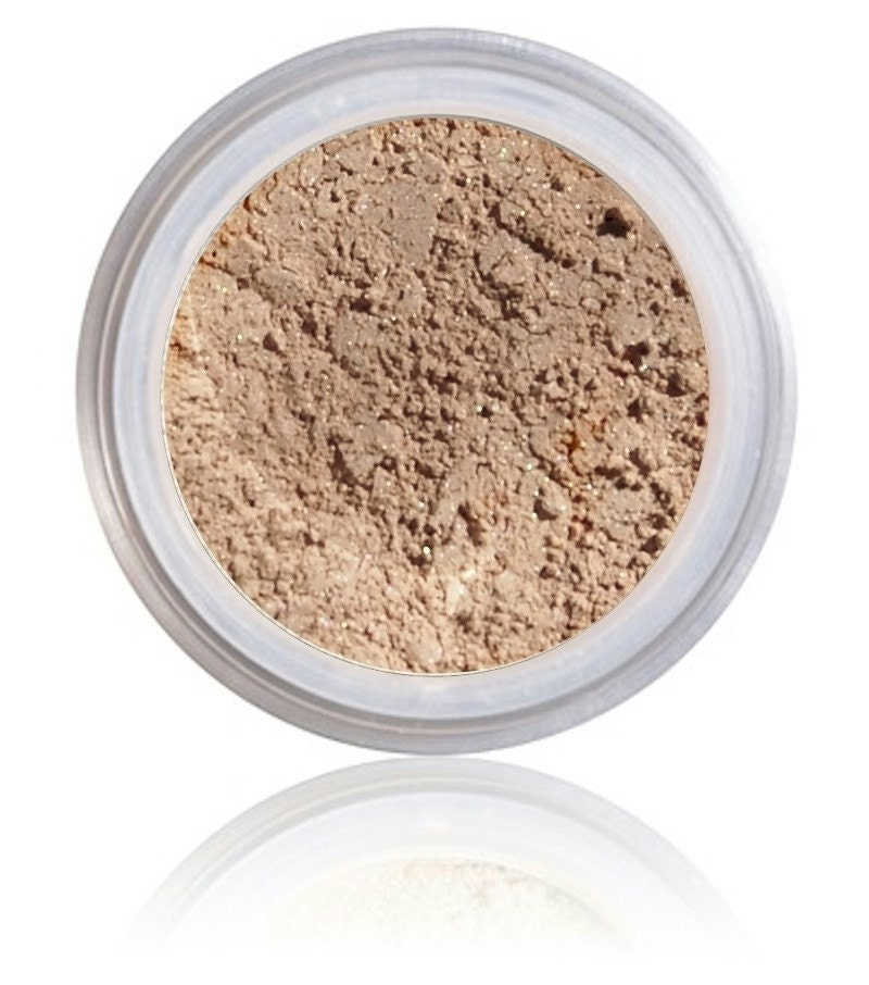 Cocobolo Pure Organic Mineral Foundation (medium skin with neutral undertones)