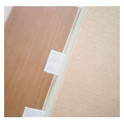 Eco Cotton Deco Tape - size small single roll (Blank)