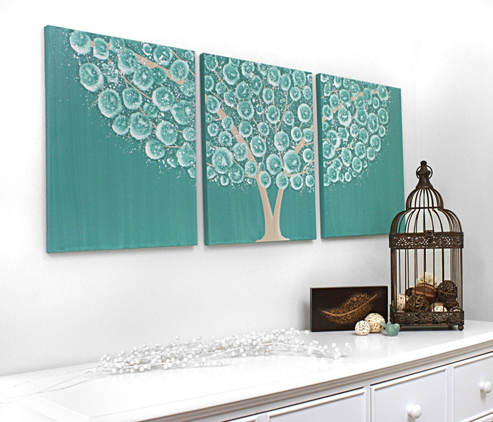 teal home decor decorating ideas