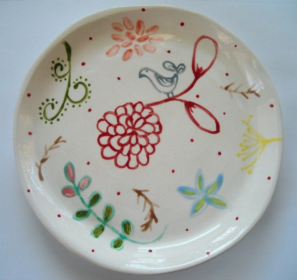 Funky Plate