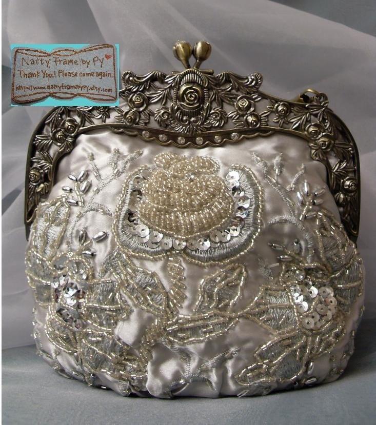No bouquets for bridesmaids - save money :  wedding bridesmaid bouquet diy Il 430xN.57538751