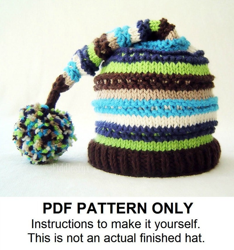 Knitting Pattern For Boys Hat : 301 Moved Permanently