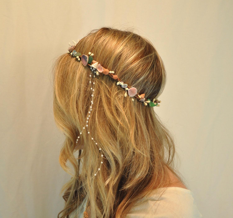 Mermaid Headdress Sea Goddess Crown - ShepherdoftheSea